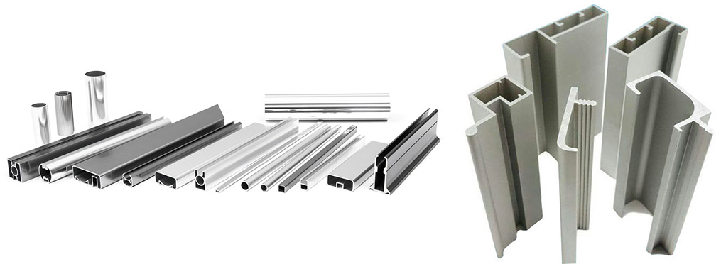 Aluminium profiles are the products usually for structural purposes