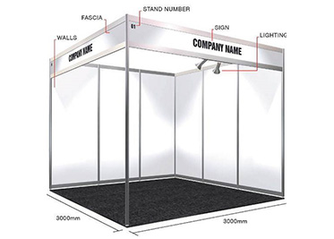 Exhibition Booth Photo