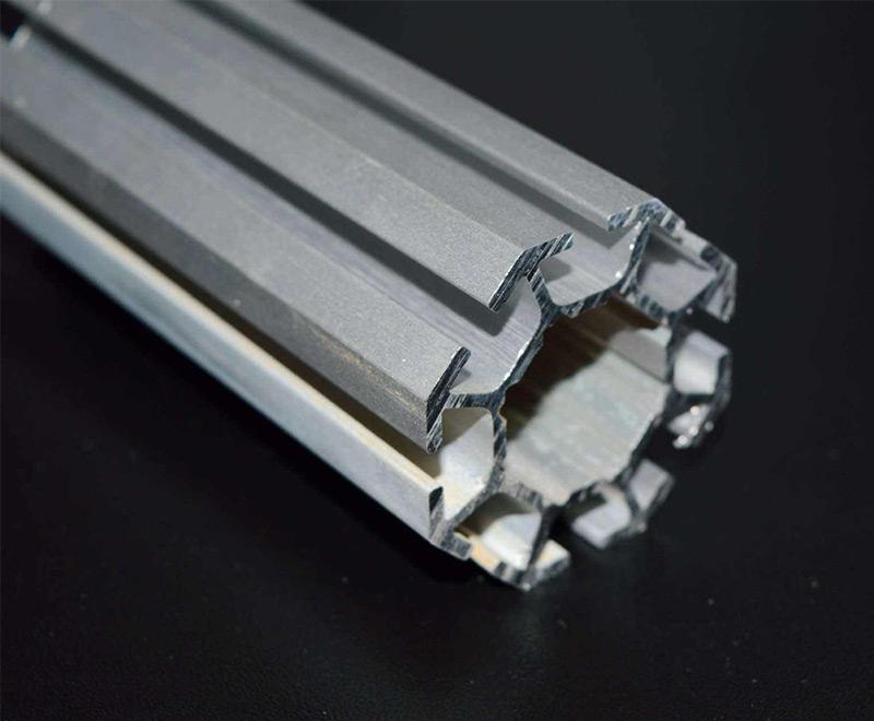 Aluminium Exhibition Profiles