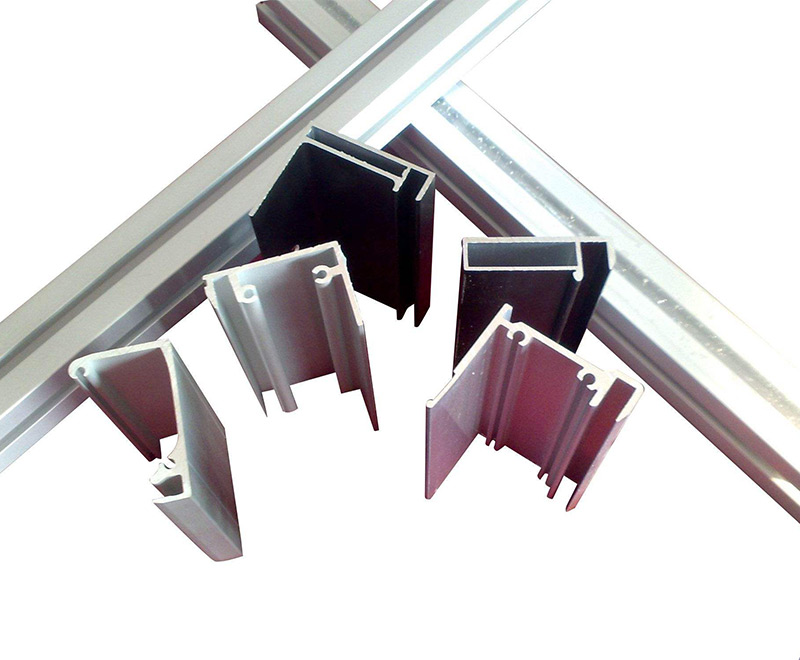 Aluminium Profiles for Solar Panel